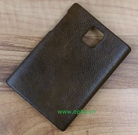 Ốp Lưng IONE Blackberry passport 100% Leather
