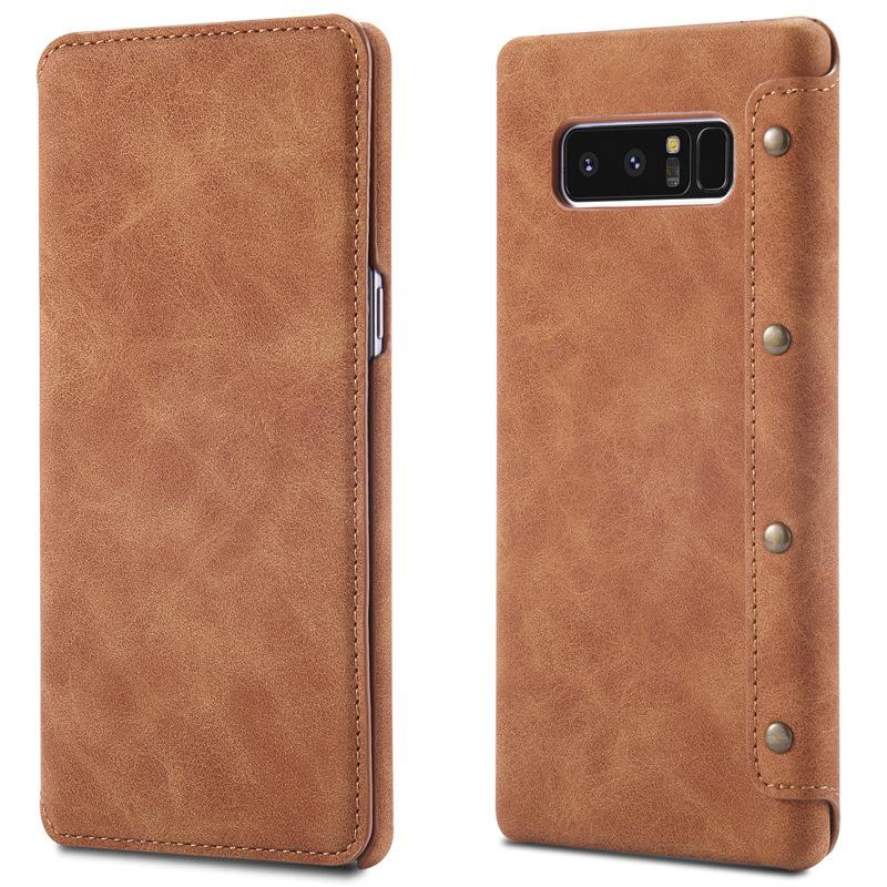 Bao da Special Galaxy Note 8 màu nâu