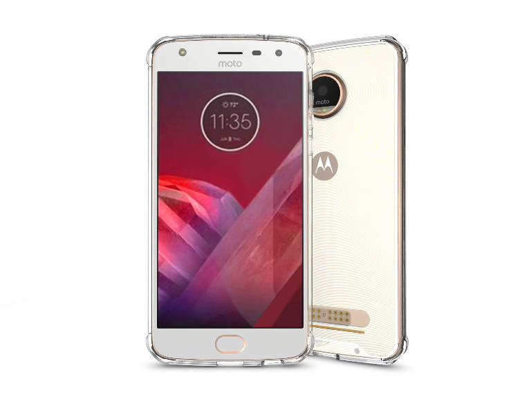 ốp lưng safe moto z2 play chống sốc trong suốt