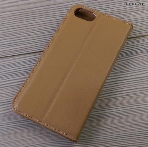 Bao da IONE IPHONE 7 plus 100% da thật màu gold