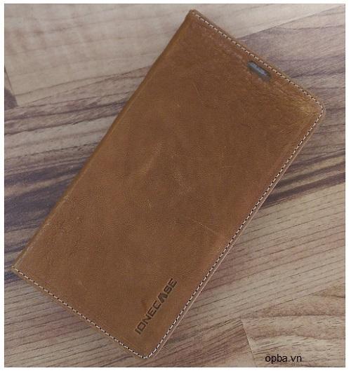 Mẫu ốp lưng nokia lumia 950XL da thật - Magazine cover
