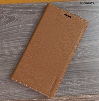 Bao Da iONE Nokia Lumia 1520 Made In Vietnam 100% Leather