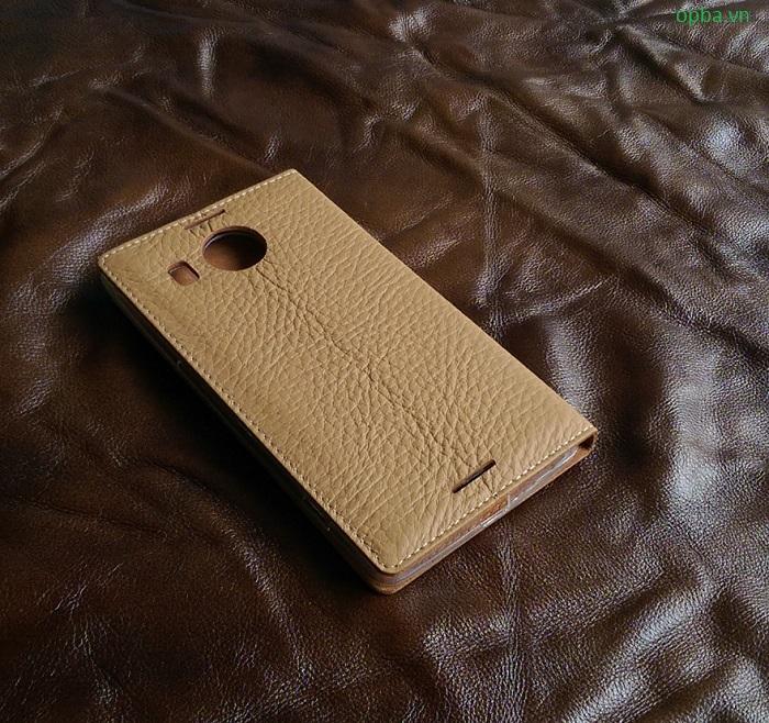 Địa chỉ mua bán ốp lưng bao da lumia 950xl xịn tốt nhất