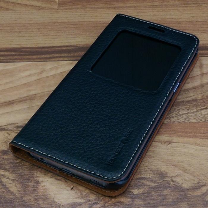 Bao da Samsung Galaxy S6 Edge màu đen