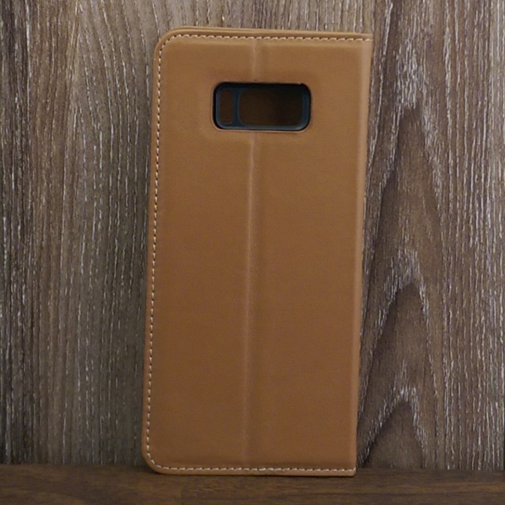 Bao da Galaxy S8 Plus LE màu nâu