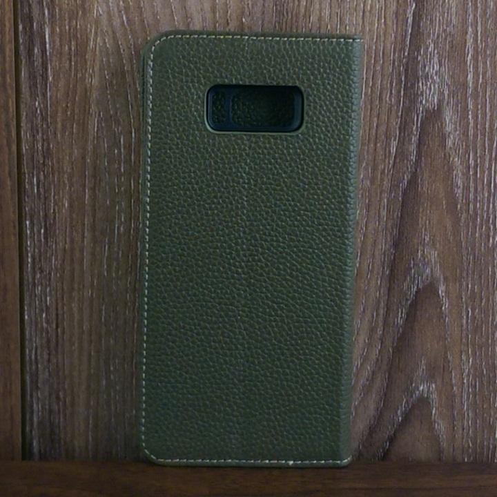 Bao da Galaxy S8 Plus LE màu xanh rêu