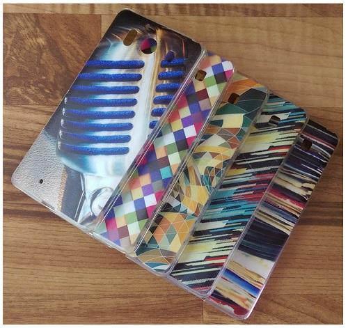 Mẫu ốp lưng nokia lumia 950 chống va đập - Magazine cover