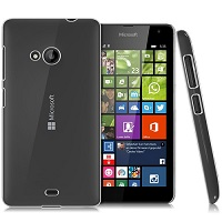 Ốp Lưng iONE Microsoft Lumia 535 Trong suốt