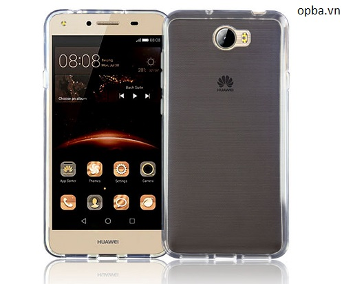 Ốp Lưng iONE Huawei Y5 II Trong Suốt Dẻo