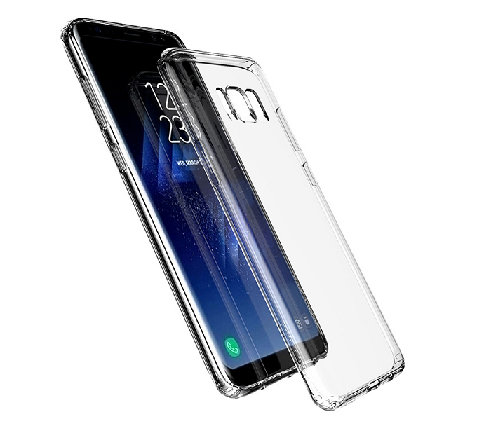 Ốp Lưng Samsung Galaxy S8 trong suốt dẻo