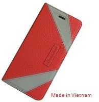 Bao da iPHONE 6  Mellac II Rhea Made in Vietnam 100% Leather