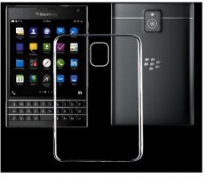 Ốp Lưng iONE Blackberry Passport dẻo trong suốt