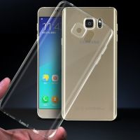 Ốp Lưng Samsung Galaxy Note 5 trong suốt dẻo