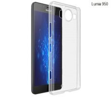 Ốp Lưng Lumia 950 Trong Suốt Dẻo