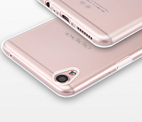 Ốp Lưng OPPO R9 Trong Suốt Dẻo