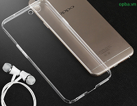 Ốp Lưng OPPO F1S PlusTrong Suốt Dẻo