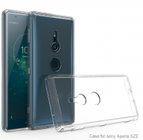 ốp lưng safe sony xperia xz2 chống sốc trong suốt
