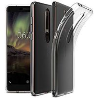 ốp lưng nokia 6 2018 dẻo trong suốt